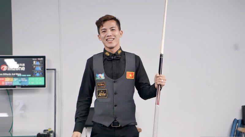 Việt Nam góp mặt 2 cái tên ở vòng loại PPQ Worldcup Antalya