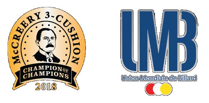 Đôi điều về Giải đấu McCreery 3-cushion – Champion of Champions 2018